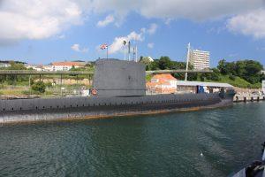 U-Boot museum sassnitz